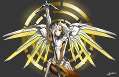 Mercy #overwatch