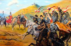 Charge of the Polish Winged Hussars at Vienna