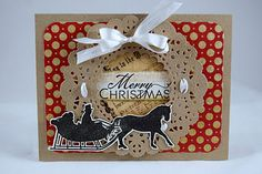 Merry Christmas--- Nice card!