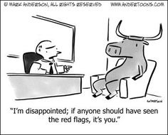 Red flag (n): a warning of danger or a signal to stop #idioms #redflag #englishlanguage