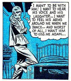 Vintage Comic, Pop Art
