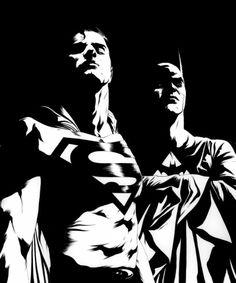 DC Previews Batman/Superman By Jae Lee & Greg Pak