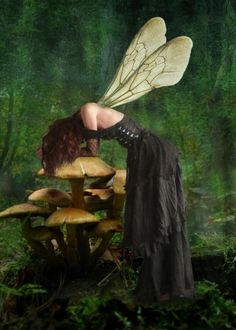"Sad Fairies Whispers of Woe  (=^.^=) Thanks, Pinterest Pinners, for stopping by, viewing, re-pinning, & following my boards.  Have a beautiful day! ^..^ and ""Feel free to share on Pinterest ^..^  #fairytales #elfs #Fantasy"