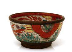Old Japanese Pottery Ceramic Tea Bowl Chawan