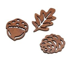 Fall Wooden Decorations