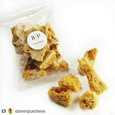 @burchpurchese honeycomb made with our #sth #yarra #rooftophoney