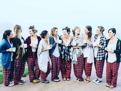 Morning of wedding-prep ! Have you and all your girls prep in style with matching comfy outfits and gift mugs to always remember the occasion ☕️ Photo by Gift Mugs, Gifts In A Mug, Wedding Prep, Wedding Goals, Showcase Design, Staycation, Ottawa, Your Girl, Event Decor