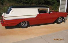 1958 Chevrolet Sedan Delivery For Sale | Hotrodhotline.com