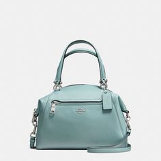 539eda184 Shop The COACH Prairie Satchel In Polished Pebble Leather. Enjoy  Complimentary Shipping Polished Pebble,