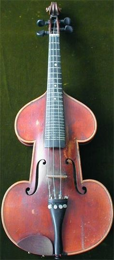 Antique Violin - such beautiful lines in an instrument.