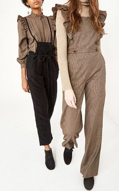 Get inspired and discover Ulla Johnson trunkshow! Shop the latest Ulla Johnson collection at Moda Operandi. Ulla Johnson, Harem Pants, Overalls, Winter Fashion, Fall Winter, Jumpsuit, Spring Summer, Clothes, Shopping