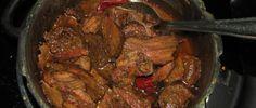 Goan Tongue Roast / Ox Tongue Roast