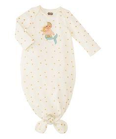 Mud Pie Kids Swan Applique Dress and Bloomer Set