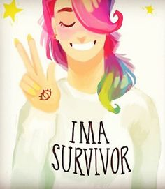 """Kesha"" ""I'm a Survivor"" Art✏ #Celebrity #Celebrities #Fan_Art"