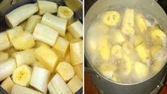 Cada día vemos nuevos beneficios de consumir agua de plátano. ¡No te pierdas este!