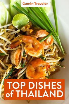 Our favorite local dishes in Thailand. Eat your way to some of our favorite Thai food via @gamintraveler