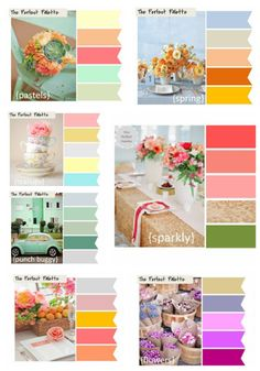 March Wedding Colors 2014 | Wedding Planning: Wedding Dates to Avoid in 2013, 2014 and 2015