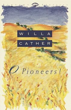 Another great book by Cather, one of passion for the land, for family and for forgiveness.