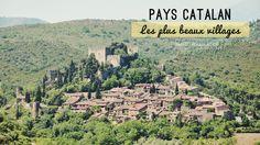 Voyage en France: visiter les régions! Les plus beaux villages des Pyrénées Orientales en Languedoc Roussillon! J'ai visité 4 localités ayant obtenu le label des Plus beaux villages de France dans le pays catalan français... Je vous les montre? Direction la région Occitanie!