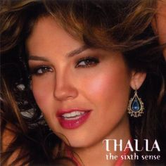Trayectoria musical de Thalía a través de 15 carátulas de sus discos (FOTOS)