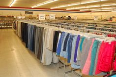 Feeling cramped in your living quarters? Clear out, and make a donation to a Volunteers of America thrift store. Visit: Visit: http://www.voa.org/Get-Help/National-Network-of-Services/Community-Enhancement/Thrift-Stores to find out if we have thrift stores in your area.