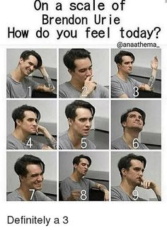 I look like a 7, but I'm either a 6, or 3.