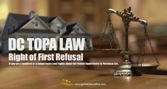 DC TOPA Law – Right of First Refusal