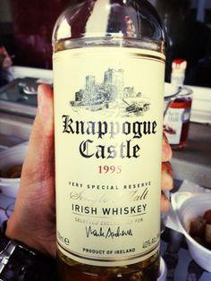 Knappogue Castle 1995 + tasting notes