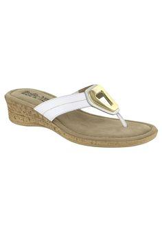 Lou-Italy Sandals by Bella Vita - Wide Width Women's