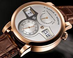 145.032 A. Lange & Sohne Zeitwerk Striking Time 44.2mm Mens Watch