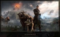 I am so happy, to see this, i will play it when it will be realesed! Elder scrolls online Morrowind