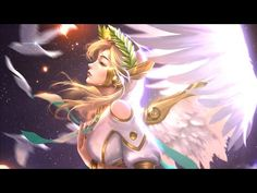 Mercy Overwatch Game Artwork Wallpaper, HD Games Wallpapers, Images, Photos and Background Overwatch Mercy, Overwatch Angel, Overwatch Fan Art, Artemis, Jessie, Overwatch Video Game, Vietnam, Overwatch Wallpapers, Artists