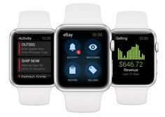 The Wait is Over: eBay for Apple Watch Launches Today on App Store [iOS Blog] - https://www.aivanet.com/2015/06/the-wait-is-over-ebay-for-apple-watch-launches-today-on-app-store-ios-blog/