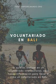 If you are interested in traveling to Bali for an international volunteer project, here you will find information about the best organizations to carry out a volunteer in this destination. Travel Advice, Travel Guides, Travel Tips, Places To Travel, Travel Destinations, Camera Tattoos, Gun Tattoos, Ankle Tattoos, Wrist Tattoo