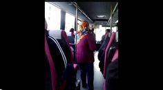 Raspjevana putnica u autobusu na relaciji Lukavac – Tuzla (VIDEO)