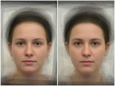 Vlevo toxo pozitivní (infikovaný), vpravo toxo negativní (neinfikovaný) ženský...
