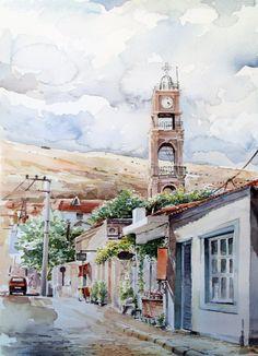 Bozcaada by sunaysenturk on DeviantArt