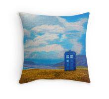 Throw Pillow. TARDIS: Sightseeing Tardis, Doctor Who, Throw Pillows, Toss Pillows, Cushions, Doctor Who Baby, Decorative Pillows, Decor Pillows, Scatter Cushions