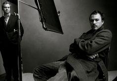 Christopher Nolan & Heath Ledger