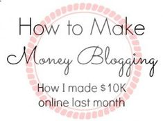 How To Make Money Blogging #blog #blogging #blogtips #bloggingtips