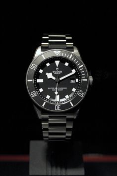 The best watch Rolex put out at Baselworld this year was a Tudor Pelagos. Pro Diver. Titanium case, ceramic bracelet, those snowflake hands, and an awesome self adjusting clasp that will automatically tighten/loosen in accordance with how your wrist behaves during an underwater dive/sly bar room bum grab.
