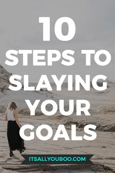 Stop setting goals and start slaying them! The life of your dreams is just steps away from where you are today. Get your free guide to slaying your goals. Business Goals, Business Tips, Online Business, Self Development, Personal Development, Goal Planning, Startup, Personal Goals, Personal Finance