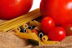 Fit-menu: Spaghetti z serem mozarella :)