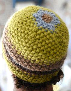 Douxdoux bonnet pattern