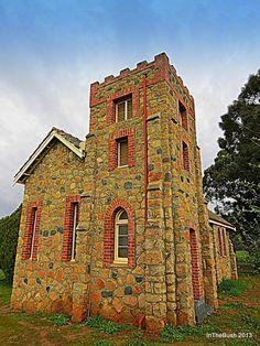 St Boniface Church - 1956, Williams, W.A.