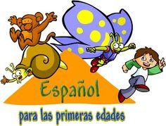 Español para las primeras edades – Online games for Spanish learners