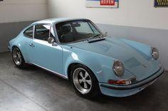 "mrxlifestyle: ""classic Gulf Blue Porsche Carrera """