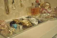 Honey We're Home: DIY Jewelry Storage
