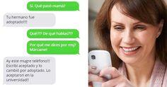 La mejor parte de que mamá tenga celular son los mensajes que recibimos de ella, pues no pueden negar que los textos que mandan las mamás son los más graciosos