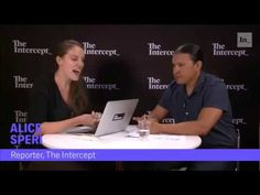 Chase Iron Eyes Intercept Interview on DAPL
